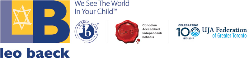 Leo Baeck - We See The World In Your Child | IB World School | Canadian Accredited Independent Schools | UJA Federation of Greater Toronto